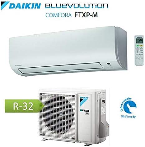 Aire acondicionado Daikin Comfora Ftxp35 12000 BTU: Amazon.es ...
