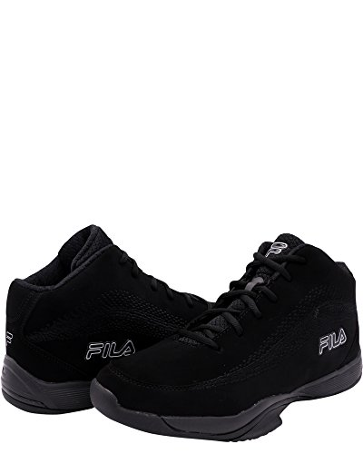 Sneaker Men's Fila Contingent Basketball Black 4 YA7qw
