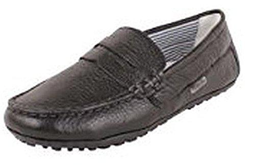 Primigi Girls' Mary Jane Morine, Black Patent Leather Shoes,(US-11 M) EU-28