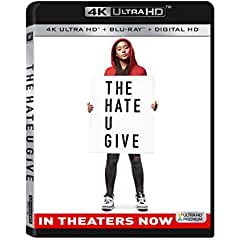 The Hate U Give Arrives On 4k Ultra Hd Blu Ray And Dvd January 22