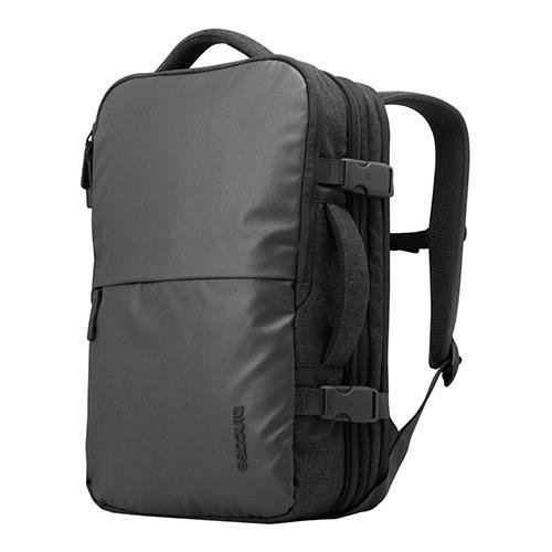 "Incase EO Travel Backpack (Black) fits up to 17"" MacBook Pro from Incase Designs"