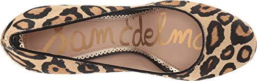 Sam Edelman Women's Stillson Pump, New Nude Leopard, 6 W US