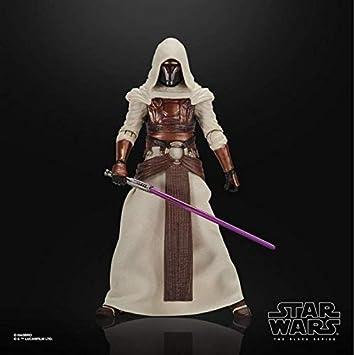 "Star Wars Black 6/"" Inch Gamestop KOTOR Jedi Knight Revan Loose Complete"