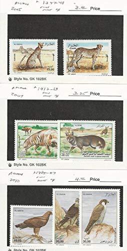 Algeria, Postage Stamp, 1347-8, 1412-3, 1485-7 Mint NH, 2005-10 Animals, JFZ ()