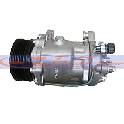 Amazon.com: TKParts New A/C Compressor 6N0820803B For Volkswagen Lupo Seat Arosa VW POLO: Automotive