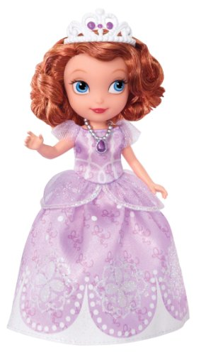 092234003834 - Disney Sofia The First Ready for The Ball Royal Vanity carousel main 1