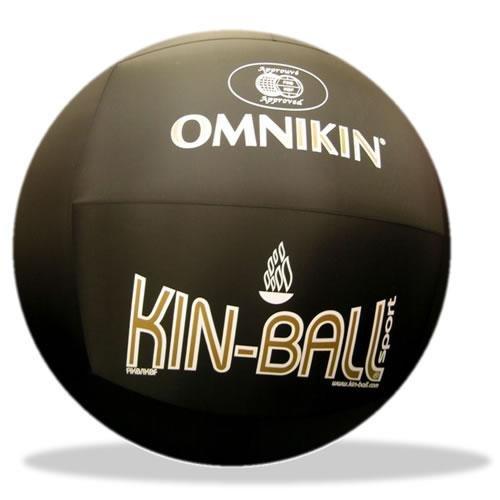 48 in. Kin Ball Sport in Black