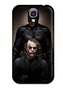 Galaxy S4 Case Slim [ultra Fit] The Dark Knight Protective Case Cover