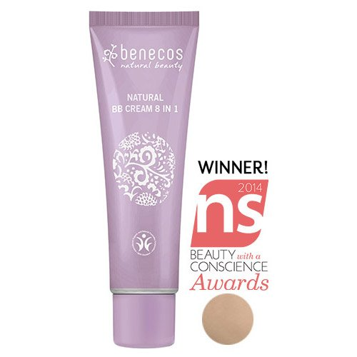 Benecos Natural BB Cream (Fair), 8-in-1 Care