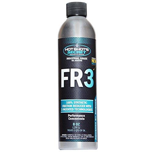 Hot Shot's Secret HSSFR308Z Fr3 Friction Reducer, 8 fl. oz, 1 Pack