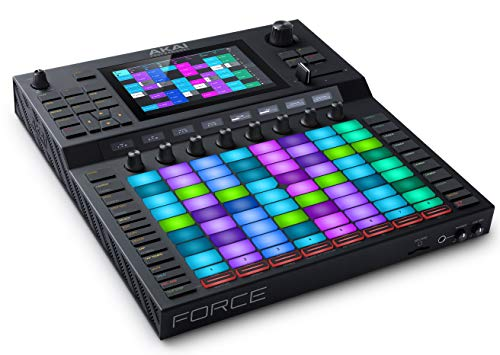 Akai Professional Force | Standalone Music Production / DJ Performance System from Akai Professional
