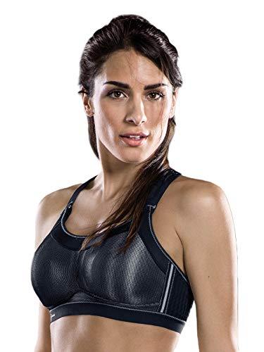 5539 E Momentum Sport Fr Sans gorge Femme Soutien De Pro Noir Active Anita 100 Armature Coqué nO8xvq