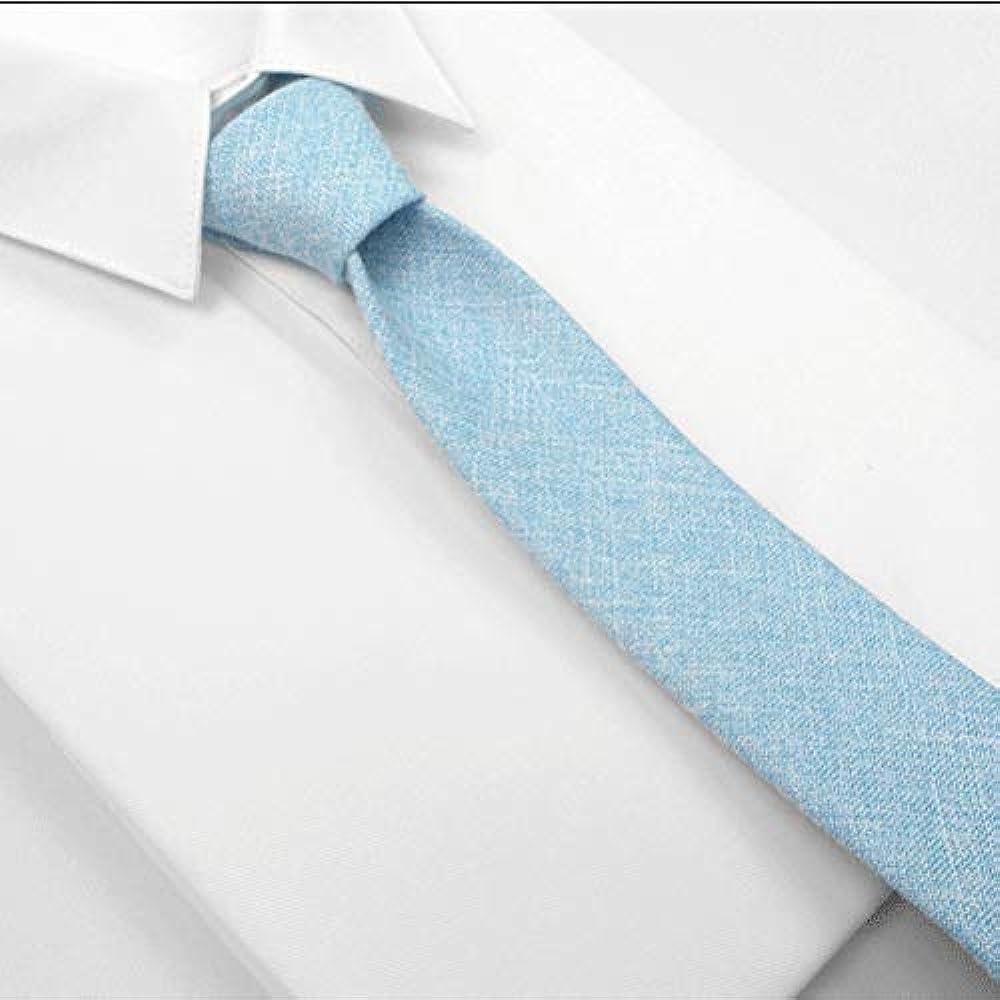 PyBle Cravatta Cravatta uomo Cravatte eleganti Classico tessuto-A ...