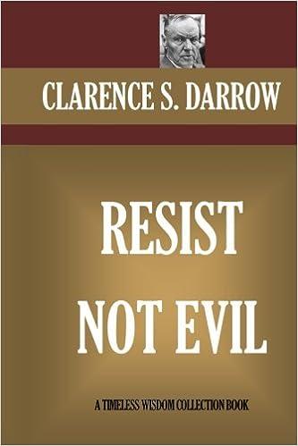 """Resist Not Evil"": The Supreme Test of Christian Discipleship"