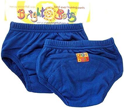 Twin Pack, Mauve, Medium, 18-24 months Bright Bots Potty Training Pants