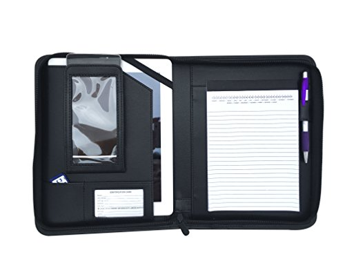 MSP Padfolio Zippered Closure MSP 100 product image