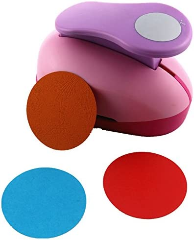 apple CADY Craft Punch 2-Inch Paper Punches Crafts Punches
