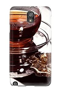 Premium Tea And Honey Heavy-duty Protection Case For Galaxy Note 3