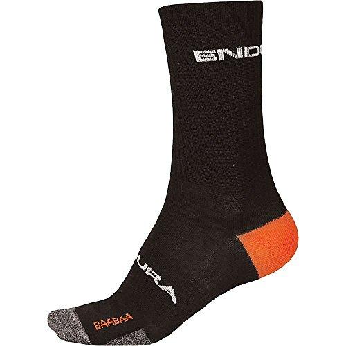 ガム列車クリップ蝶(エンデュラ) Endura メンズ 自転車 BaaBaa Merino Winter Sock II [並行輸入品]