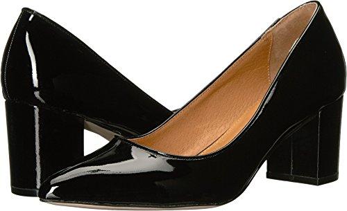 Opportunity Shoes - Corso Como Women's Regina Pump, Black Patent, 8 Medium US