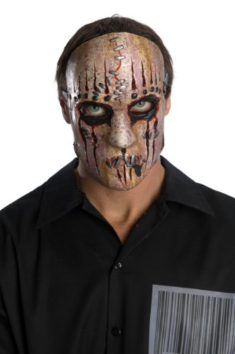 Slipknot Joey Mask, Brown, One Size for $<!--$23.74-->