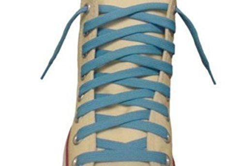 Flat Shoelaces 3/8