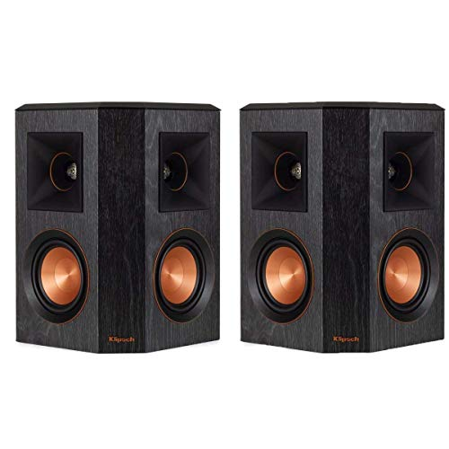 Klipsch RP-402S Reference Premiere Surround Speakers - Pair (Ebony) (Klipsch Audio Speakers)