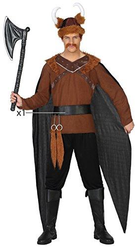 3bec03c278fd5 Atosa-38884 Disfraz Vikingo Color marrón XL (38884  Amazon.es  Juguetes y  juegos
