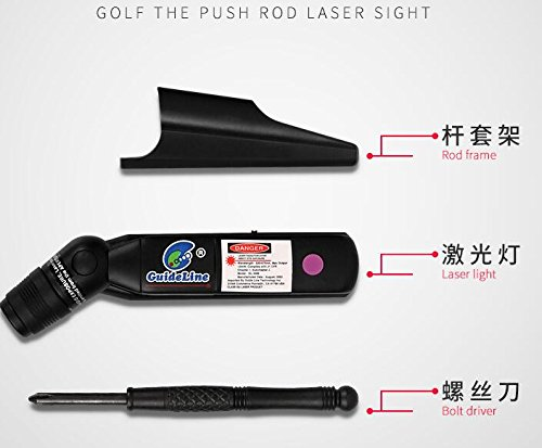 PGM golf putter laser sight indoor teaching putt practice aid by PGM (Image #2)