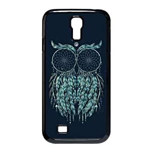 amtonseeshop Newly Fashion Brand New Hot Dream Catcher Print Case Back Cover for Iphone 5s 5 5g/ Iphone 4 4s 4g 4th/Samsung Galasy S3 I9300 (Black Owl Samsung Galasy S3 I9300)