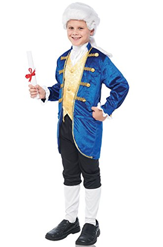 Colonial Prince Aristocrat Child (French Aristocrat Costume)