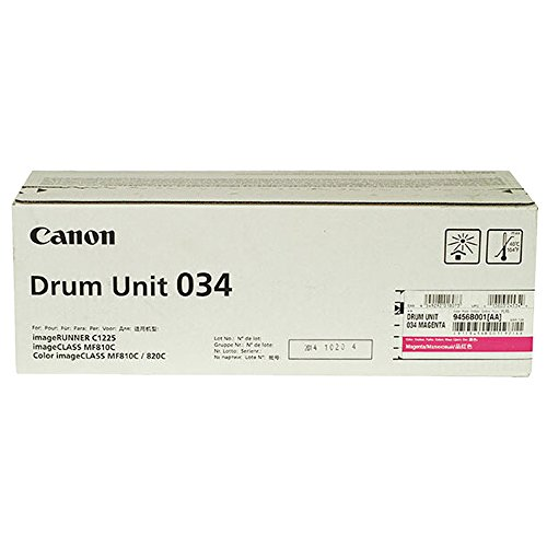 Canon 9456B001AA Magenta Original Drum Unit (34,000 Yield)