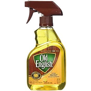 how to make lemon oil furniture polish