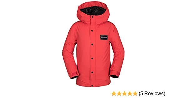 3a6ea8e5e Amazon.com: Volcom Boys' Big Ripley Insulated Relaxed Fit Snow Jacket:  Clothing