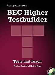 BEC Higher Testbuilder. Student's Book