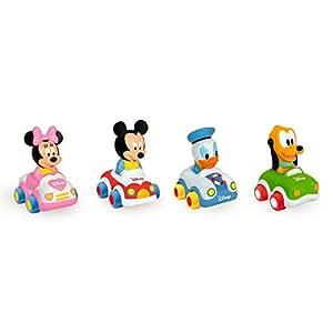 Disney baby - Coche Soft & Go (varios modelos)