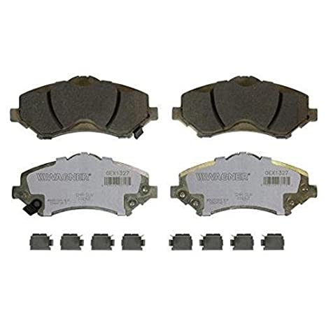 Amazon com: Wagner Brake OEX1327 OEX DISC PAD Set: Automotive