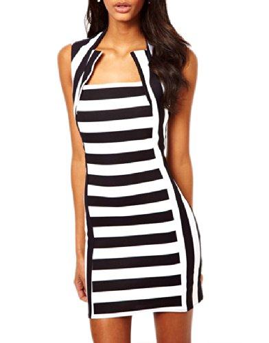 Pinkyee PKY1509150654 - Vestido para mujer 132194-Pattern