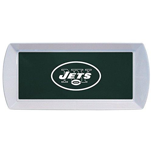 NFL New York Jets Relish Tray