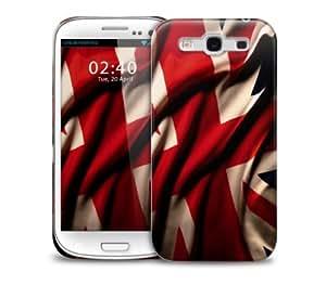 Union Jack Flag Samsung Galaxy S3 GS3 protective phone case