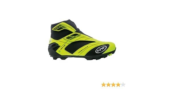 Zapatillas MTB Northwave Commuter amarillo/negro para hombre Talla ...