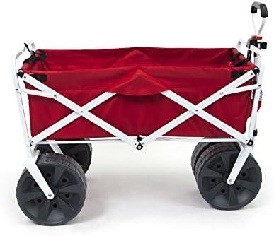 Amazon.com: Mac Sports carro resistente plegable todo ...