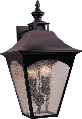Wall Mounted Outdoor Oil Lamp - 6