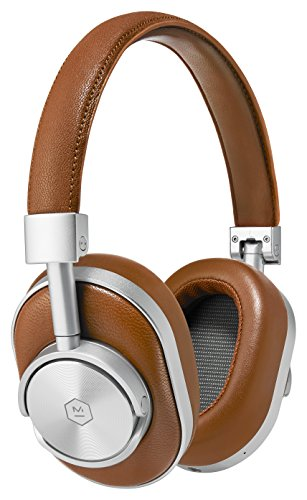 Master & Dynamic MW60 Wireless Over Ear Headphones- Brown