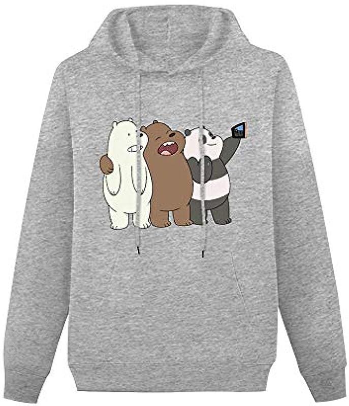 KOUKOU We Bare Bear sweter do selfie: Odzież