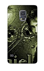 Carpalv Case Cover Protector Specially Made For Galaxy S5 Dan Daniel Radcliffe