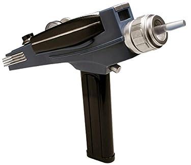 Star Trek Original Series Black Handle Phaser by Diamond Select Toys