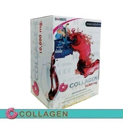 3 Box Donut Collagen 10000 mg