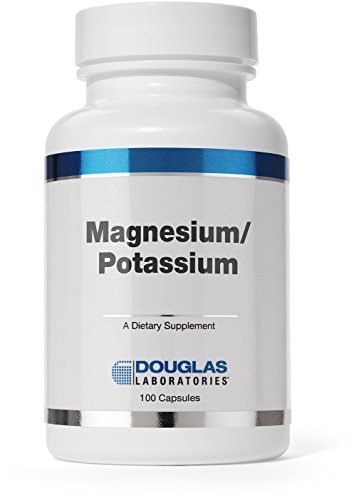 310539714003 - Douglas Laboratories - Magnesium/Potassium Complex - Supports Cardiovascular Health and Gastrointestinal Tract* - 100 Capsules carousel main 0