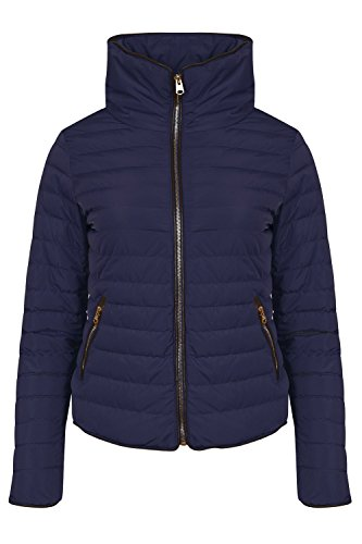 Trapuntata LaundryCappotto navy Tokyo Blue Donna Giacca Peacoat e29YEDbHWI